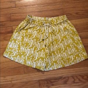 Shorts from Anthro